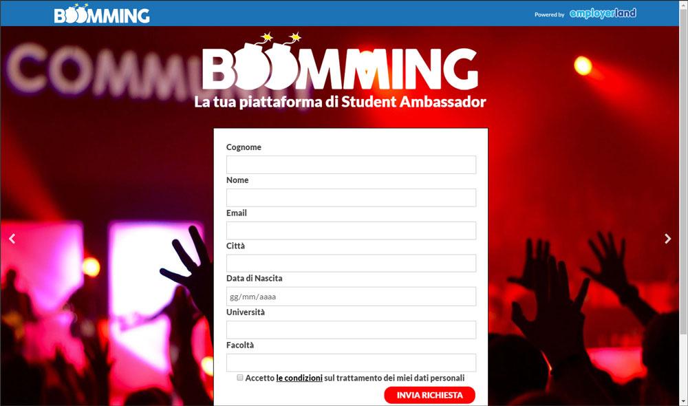 boomming